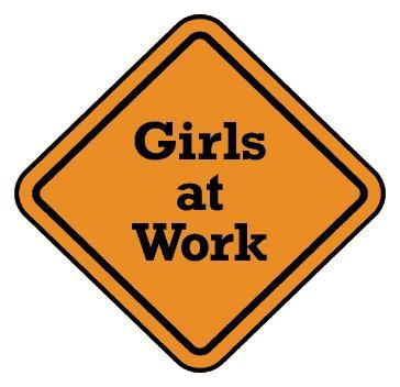 Girls At Work, Inc Logo