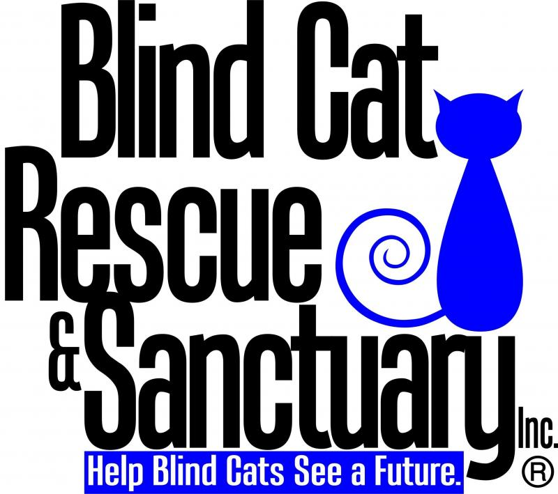Blind Cat Rescue & Sanctuary Inc Logo