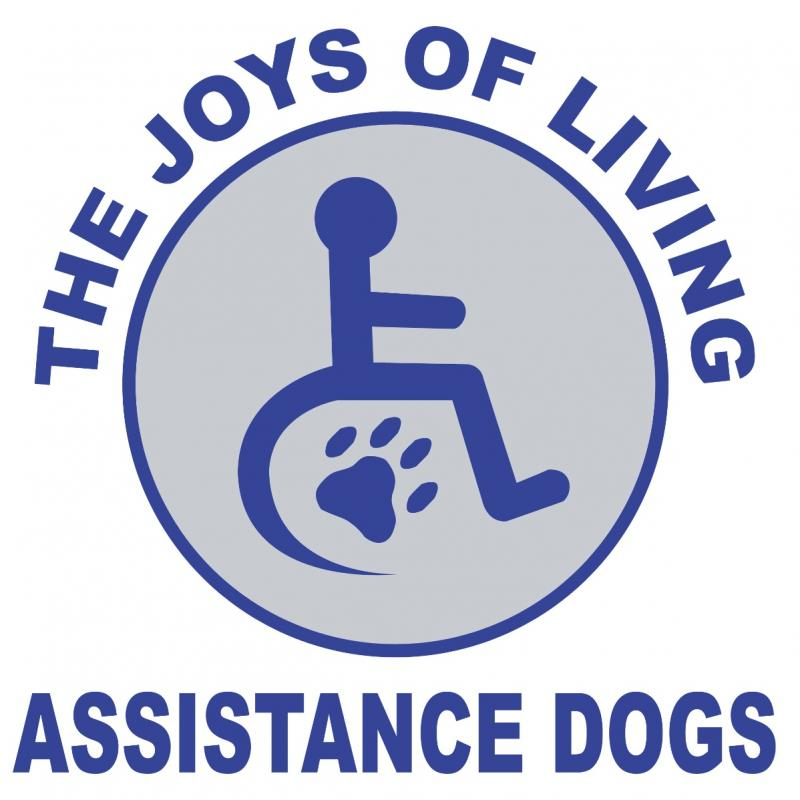 Joys of Living Assistance Dogs Logo