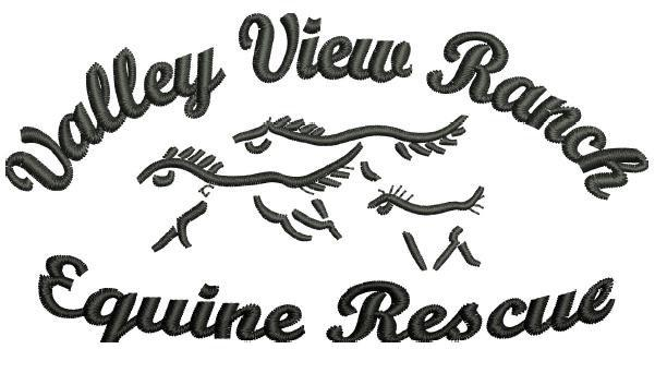 Valley View Ranch Equine Rescue Logo