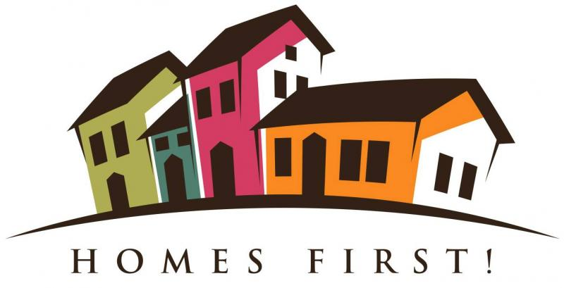 Homes First Logo