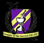 Temple of the Sacred Gift ATC Logo