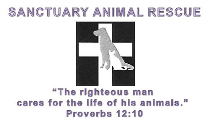 Sanctuary Rescue Animal Trust Logo