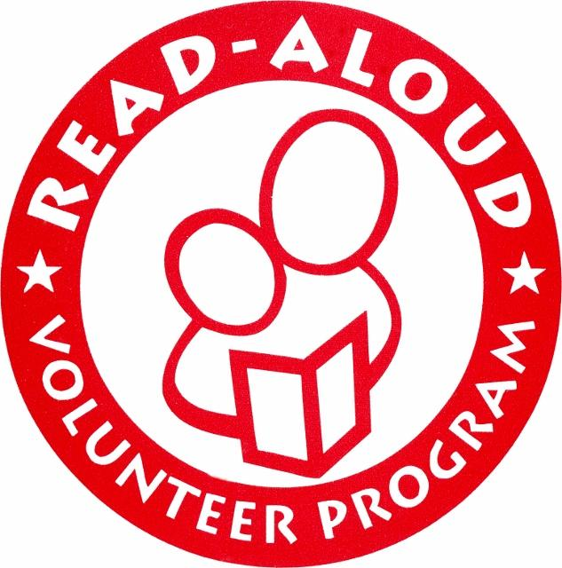 Read-Aloud Volunteer Program Logo