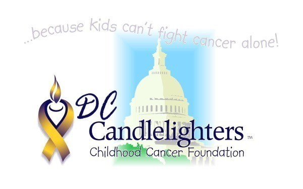CANDLELIGHTERS CHILDHOOD CANCER FOUNDATION OF THE DC METRO AREA Logo