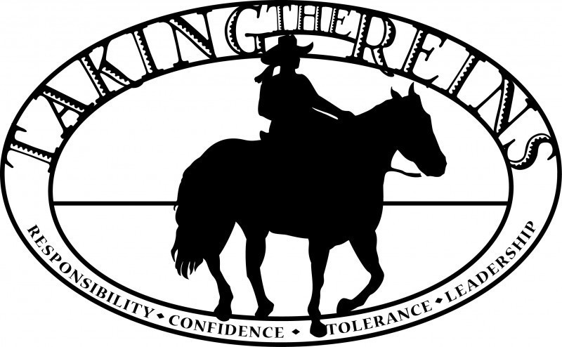 Taking the Reins Logo