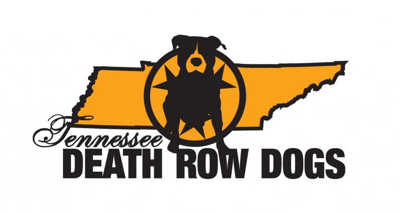 Tennessee Death Row Dogs Logo