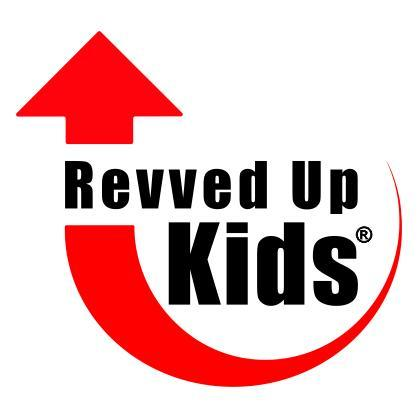 Revved Up Kids, Inc. Logo