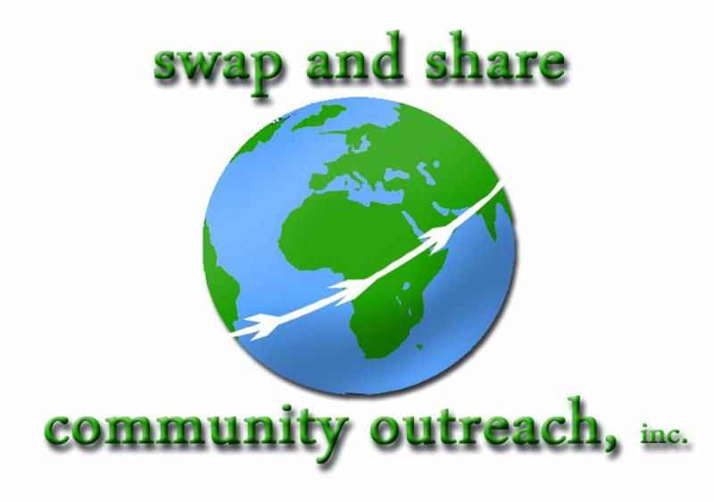 SWAP AND SHARE COMMUNITY OUTREACH INC Logo