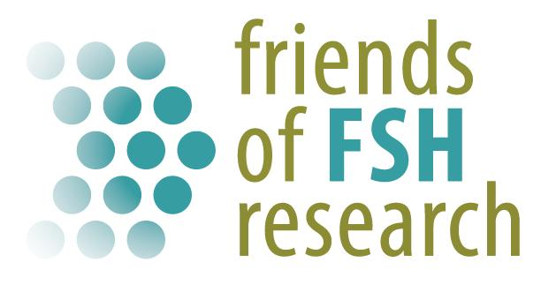 Friends of FSH Research Logo