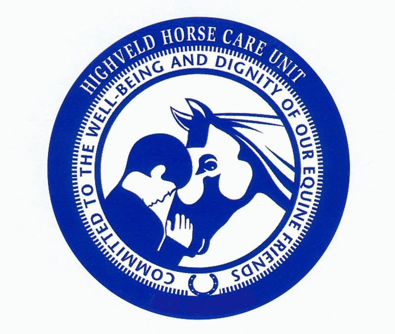 Highveld Horse Care Unit (SA) Logo