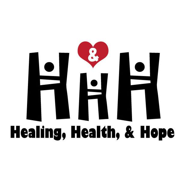 Healing, Health, & Hope Inc Logo