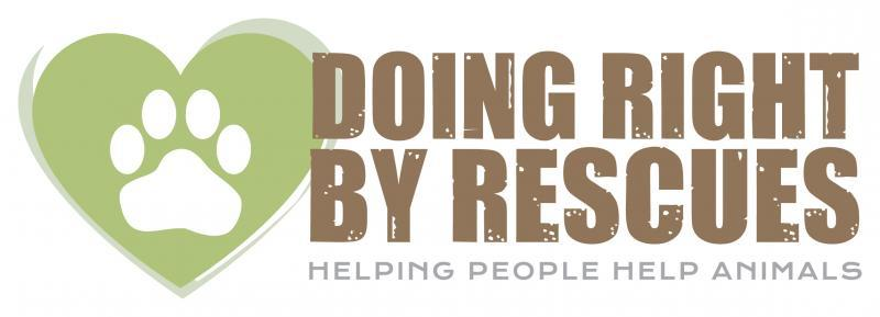 Doing Right By Rescues Logo