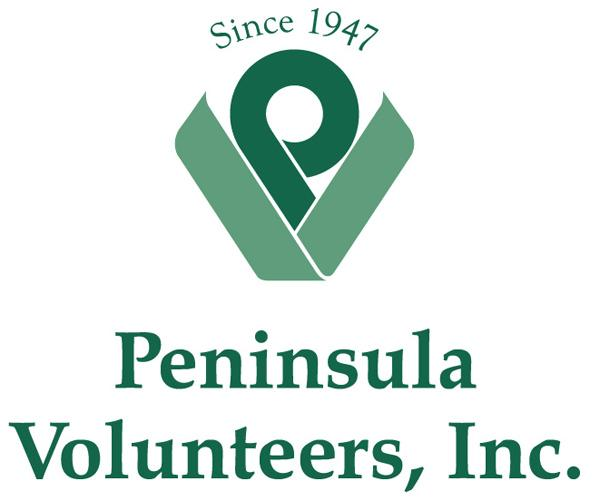 Peninsula Volunteers, Inc. Logo