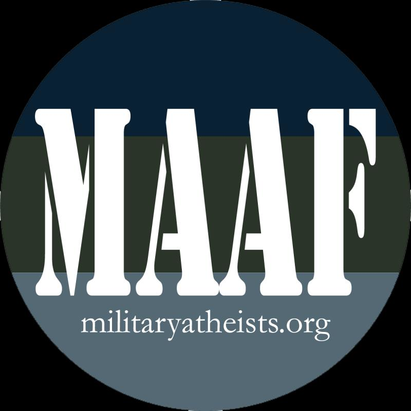 Military Association of Atheists & Freethinkers Logo
