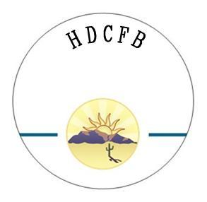 High Desert Communities Food Bank Logo