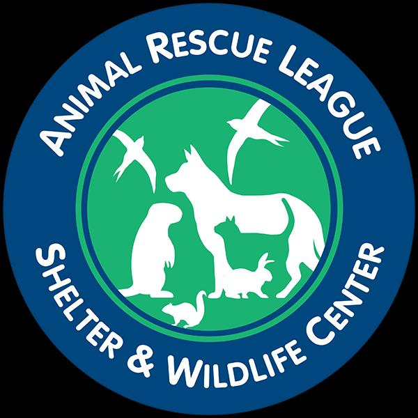 Animal Rescue League Shelter & Wildlife Center Logo