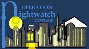 Operation Nightwatch Portland Logo