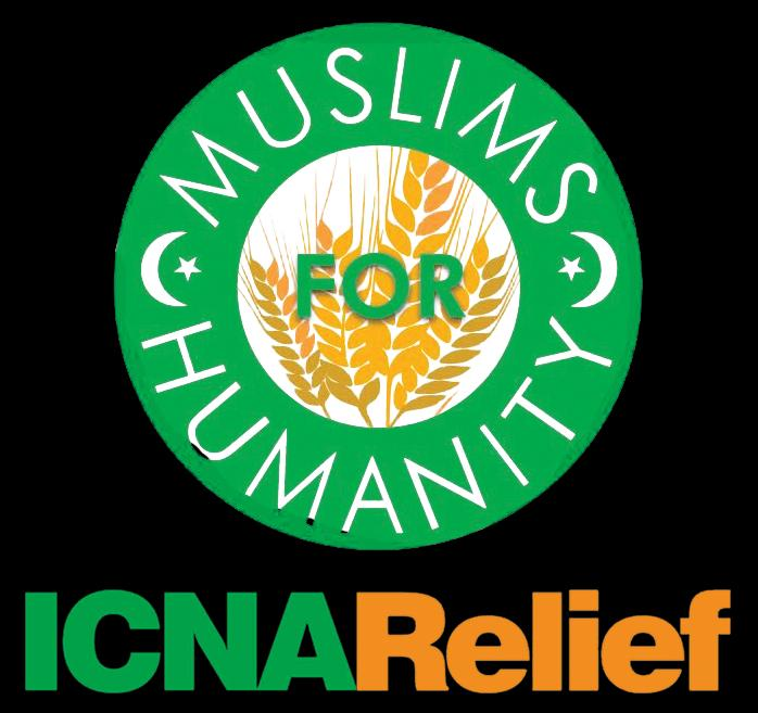 ICNA Relief USA Logo