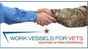 Work Vessels For Vets Inc Logo