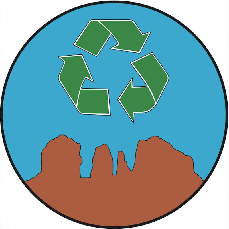 Sedona Recycles Inc Logo