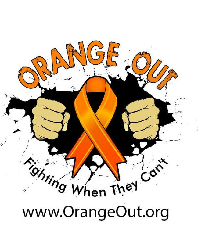 Orange Out Foundation Logo