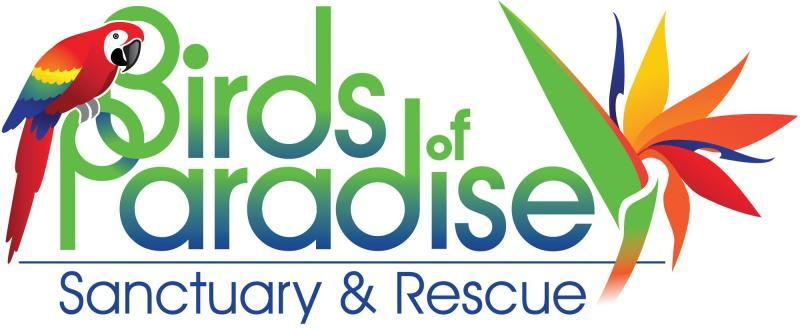 Birds Of Paradise Sanctuary & Rescue Inc Logo