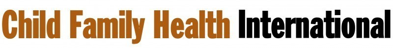 Child Family Health International Logo