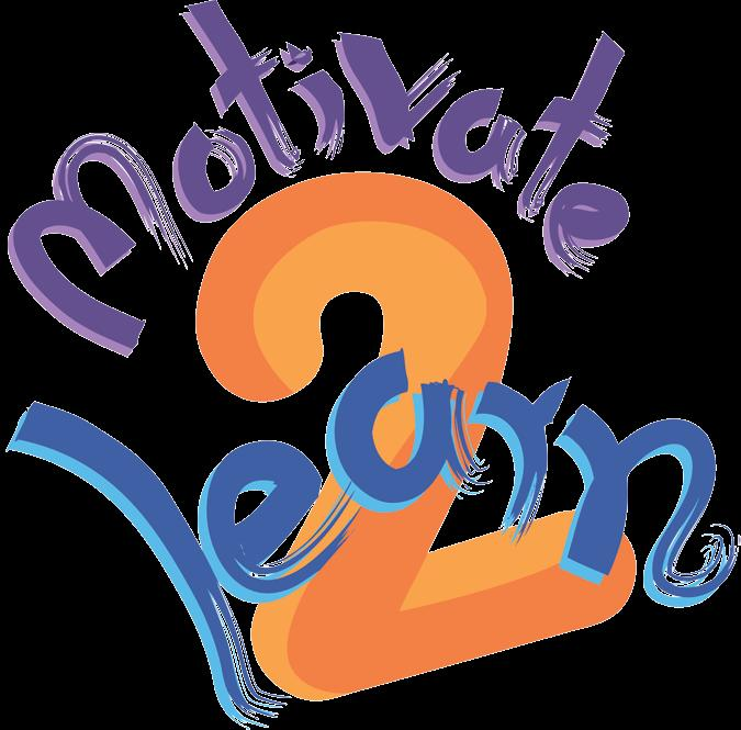 Motivate 2 Learn Logo