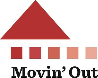 Movin' Out, Inc. Logo