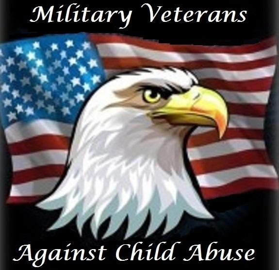 Military Veterans Against Child Abuse Logo