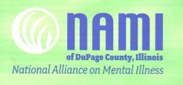 NAMI of DuPage County Logo