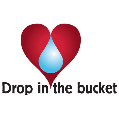 Drop in The Bucket Logo