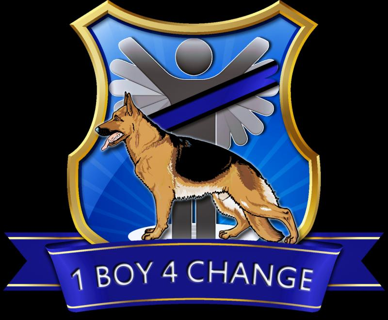 1Boy4Change, Inc. Logo