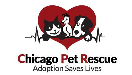 Chicago Pet Rescue Logo