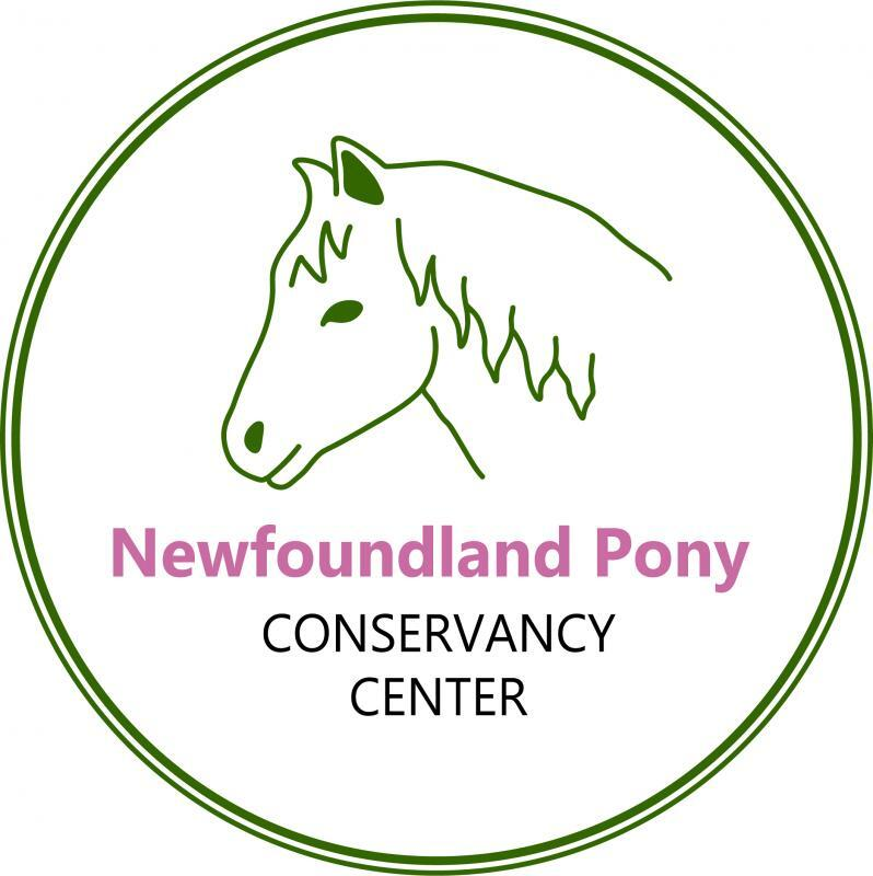 Newfoundland Pony Conservancy Center Logo