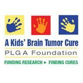 A Kids' Brain Tumor Cure (a/k/a PLGA Foundation) Logo
