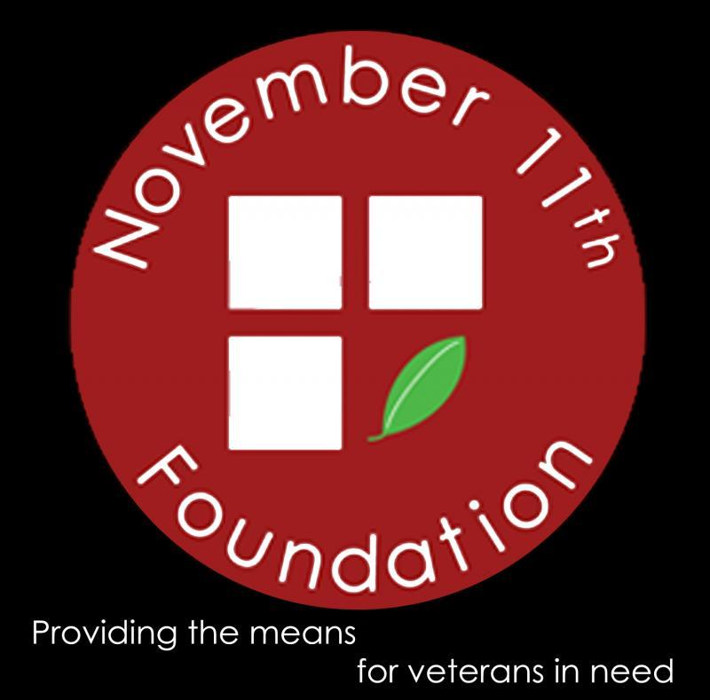 November 11th Foundation Logo