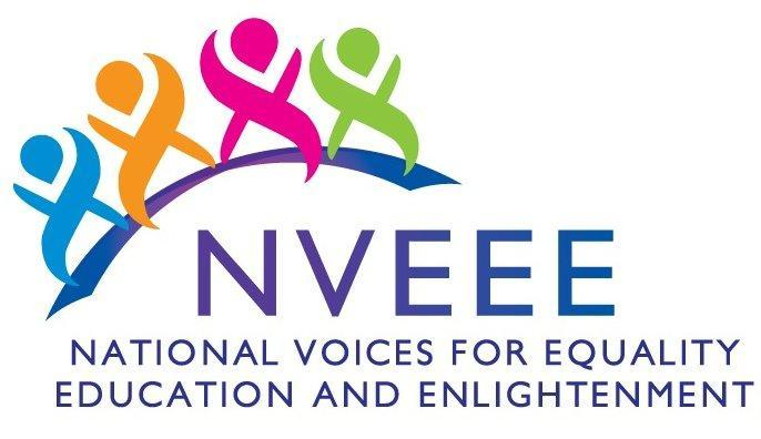 National Voices for Equality Education and Enlightenment Logo