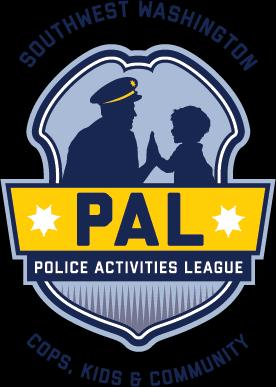Police Activities League Of Southwest Washington Logo