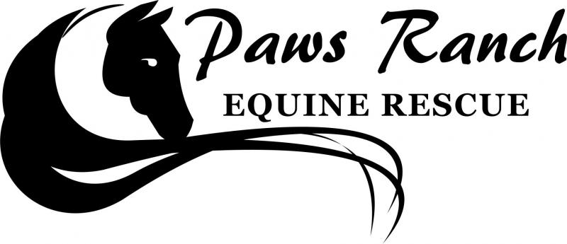 Paws Ranch Equine Rescue, Inc. Logo