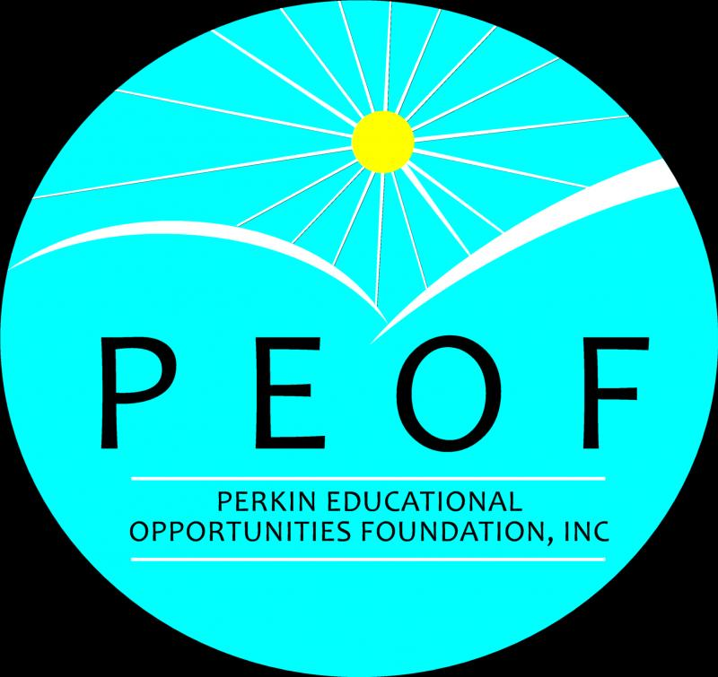 PERKIN EDUCATIONAL OPPORTUNITIES FOUNDATION INC Logo