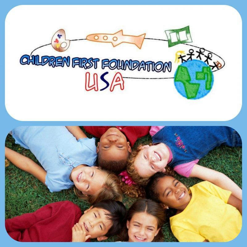Children First Foundation USA Logo