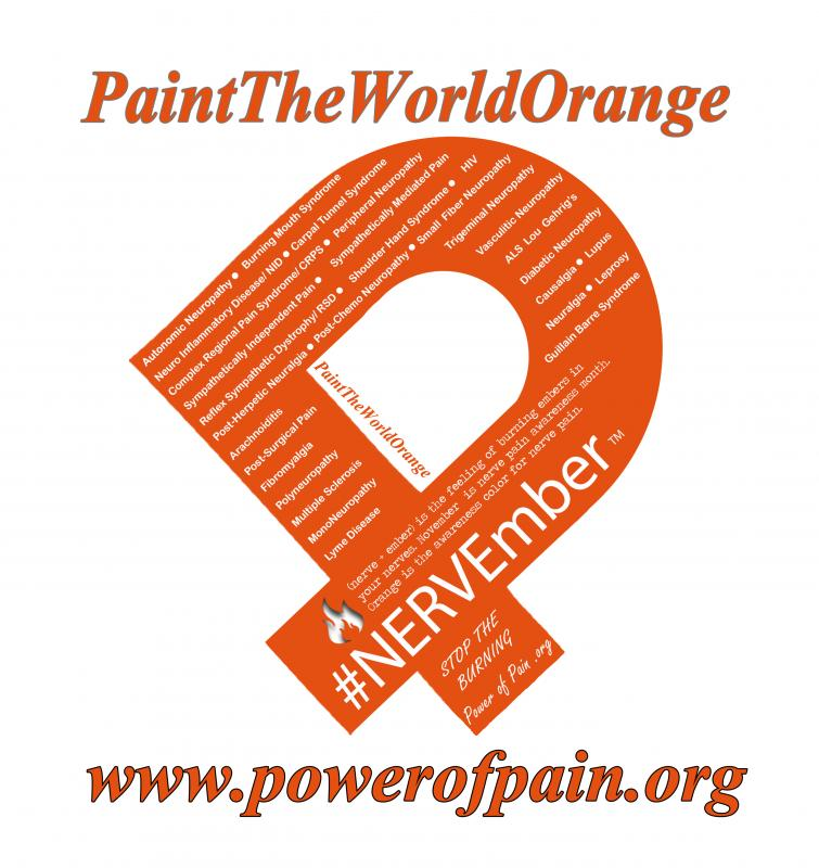 Power of Pain Foundation Logo