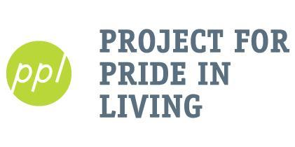 Project for Pride in Living, Inc. (PPL) Logo