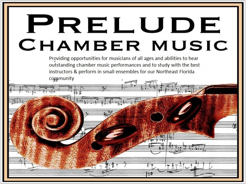 Prelude Chamber Music Camp Inc Logo