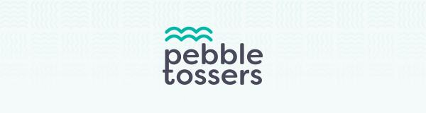 Pebble Tossers Inc Logo