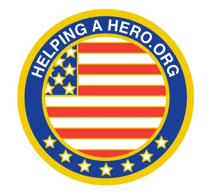 Helping a Hero Org Logo