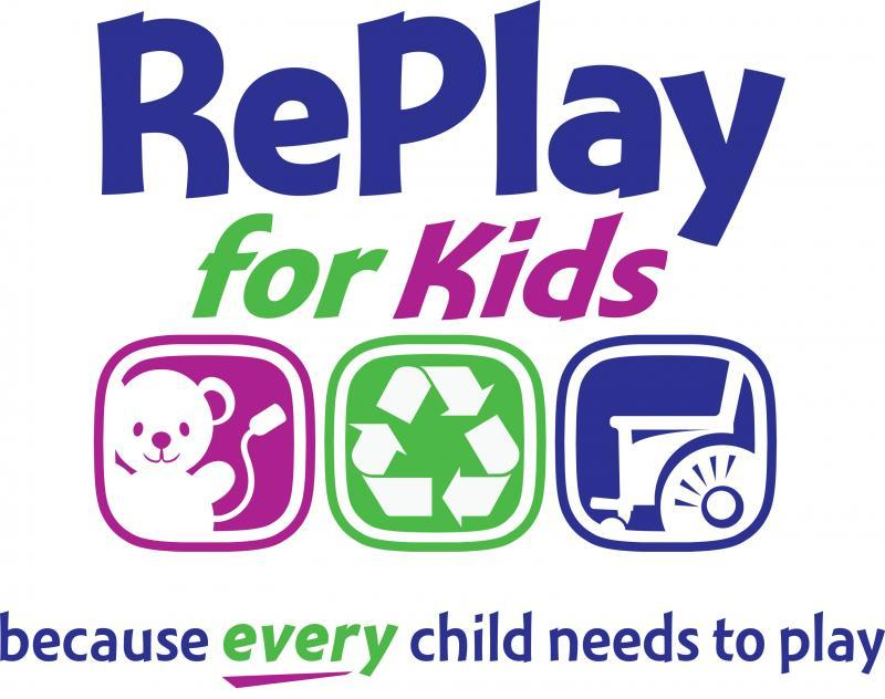 RePlay for Kids Logo