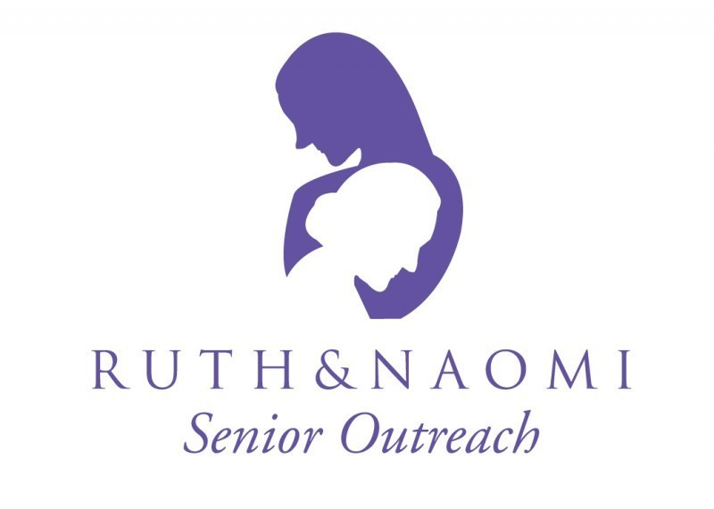 Ruth and Naomi Senior Outreach Logo